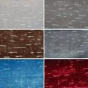 LADY X393 - Tessuto per divani poltrone 100% Poliestere 6 varianti