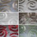 TREND X332 - Tessuto per divani poltrone 100% Poliestere 6 varianti