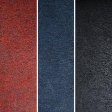 SOFT X085 - Tessuto per divani poltrone 100% Poliestere 3 varianti
