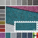 RI-QUADRI F766 - Tessuto per divani poltrone 100% Poliestere 20 varianti