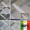TREND X333 - Tessuto per divani poltrone 79% Poliestere 21% Lino 5 varianti