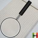 ECRU' 414 - Tessuto per divani poltrone 42% Cotone 30% Lino 28% Poliestere