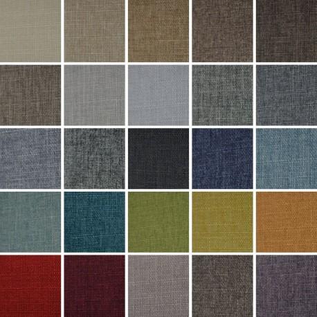 Lavabilissimi 445 - Antigoccia -  Tessuto per divani poltrone 100% poliestere 25 varianti