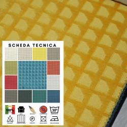 BEE X350 - Tessuto per divani poltrone 100% Poliestere 13 varianti