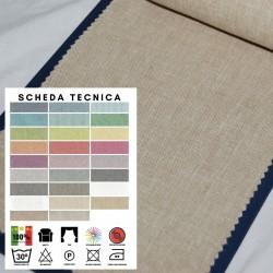 FASHION - Tessuto per divani poltrone 54% Poliestere – 46% Cotone 26 varianti