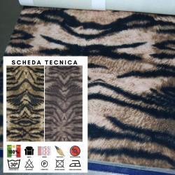 TANZANIA X375 - Tessuto per divani poltrone 100% Poliestere 2 varianti