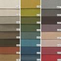 HAPPY CLEAN - Tessuto per divani poltrone 100% poliestere anti macchia 24 colori