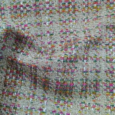 Toronto 162 tessuto moderno misto lino