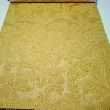 Linus Cogne tessuto damascato disegno...